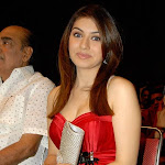 Sizzling Hansika in Red Hot   Maska Audio Release