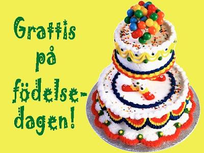 grattis på ettårsdagen Christina Linnea Örtendahls Blogg: Grattis på ettårsdagen! grattis på ettårsdagen