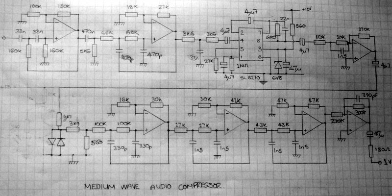 Circuit Diagrams And Schematics For Fm Mw And Sw Transmitters And