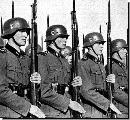 Waffen Ss Panzer Russian Front