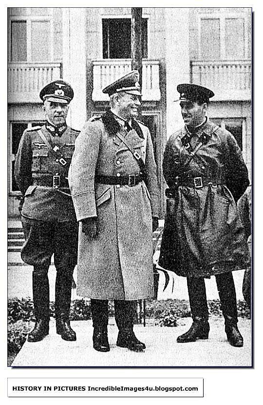 what was the relationship between russia and germany in world war 2