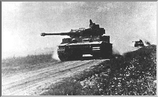 Why did the German offensive of Kursk fail in World War II?