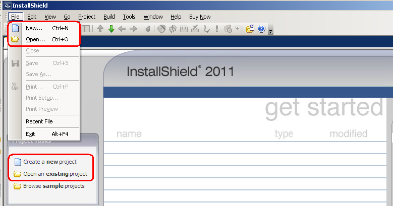 InstallShield: Creating Basic MSI Installer