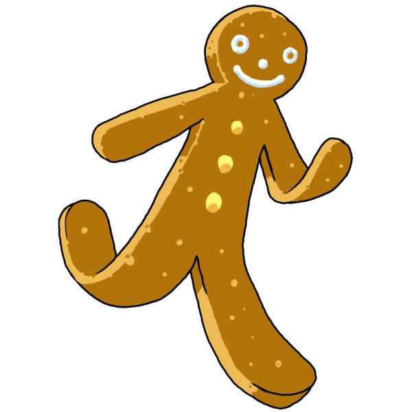 The Gingerbread Man 15
