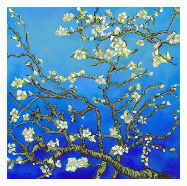 Chronicles Of A Divergent Artist Almond Blossoms