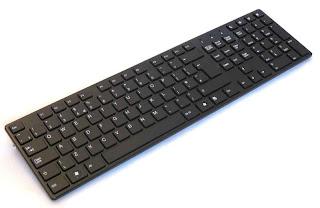 Emprex 6310u Apple Style Black Chiclet Wired Desktop
