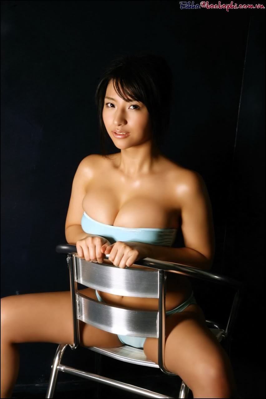 Mizuki ogawa in asian stockings threesome po 7