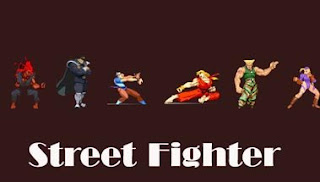 PSP Themes Free Download: Special Street Fighter PSP Theme