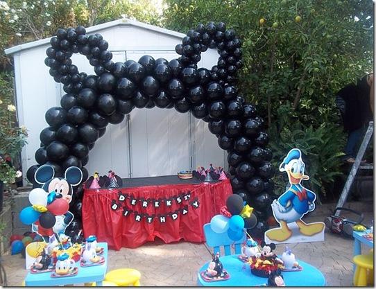 Fiesta mickey minnie mouse - Manteles de cumpleanos infantiles ...