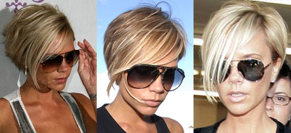 Super Victoria Beckham Hairstyles Shot Hair Fashion 2011 2012 Short Hairstyles Gunalazisus