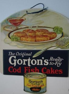 Canned Codfish Cakes