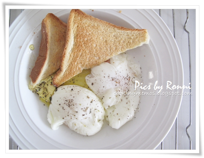 How Long To Cook Poached Eggs In Glad Wrap