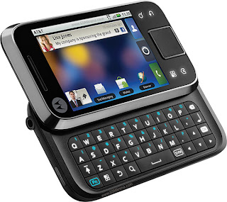 Motorola Announces Flipside Touch+qwerty Android Features
