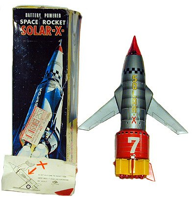 Mid2Mod: Back in the day: Radioactivity, rocketry and rayguns
