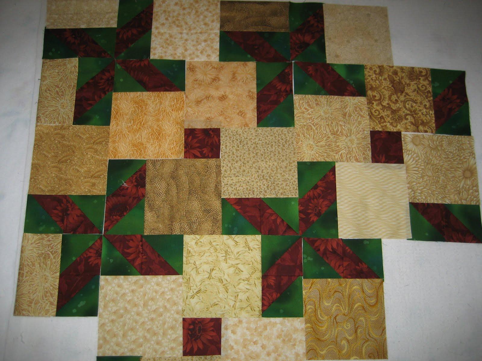 L 39 Fair Quilts Design Wall Quilting Top