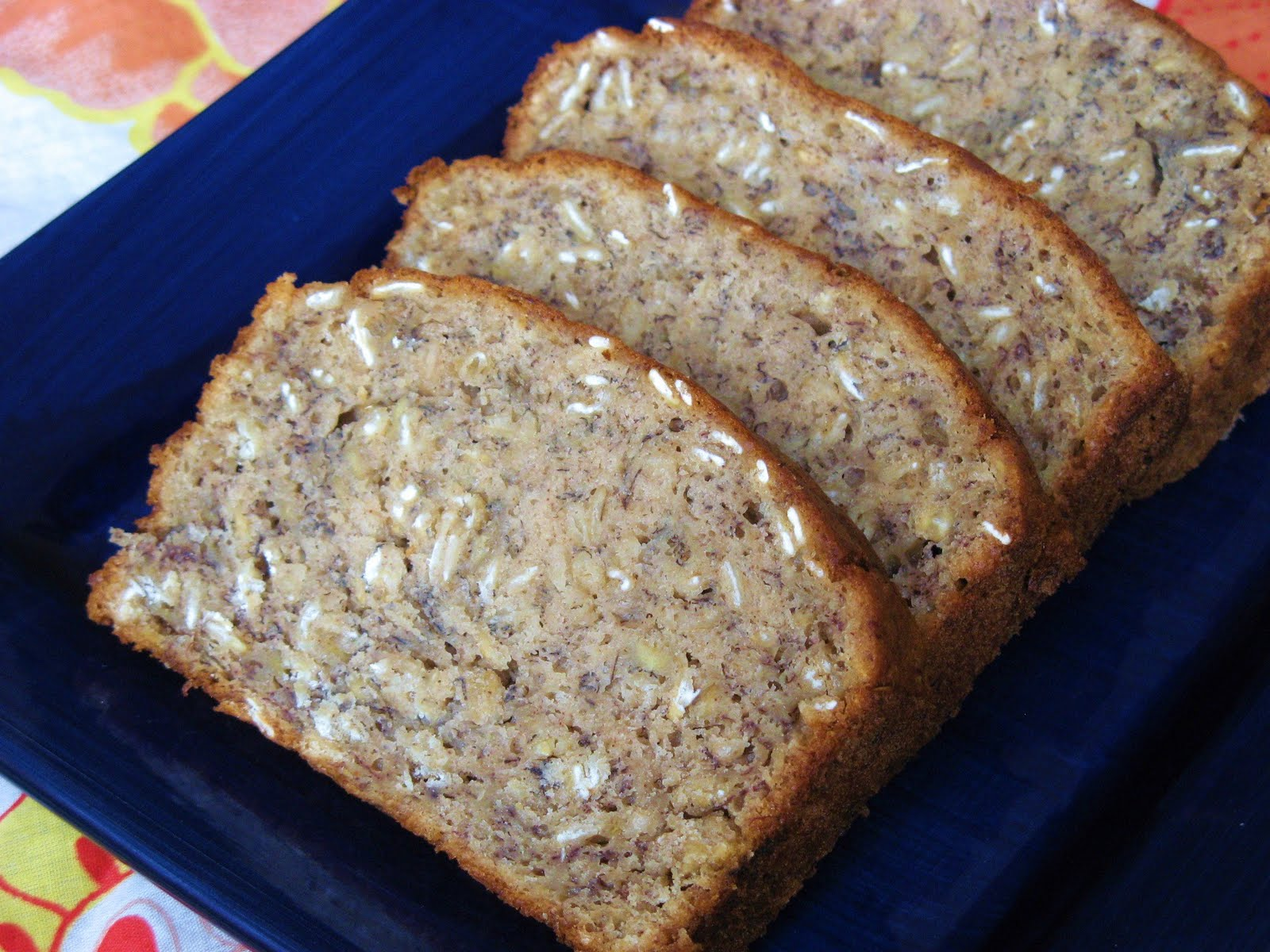 Low Fat Bananna Bread 5