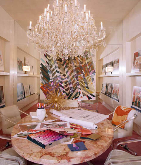 Abby Manchesky Interiors: Thank You, Ms. Wearstler