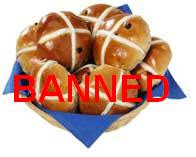 Nanny Bans Hot Cross Buns Again