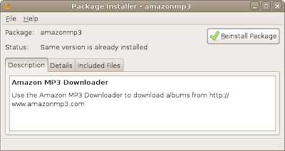 Amazon MP3 Downloader for Linux is here! - Adventures in Switching
