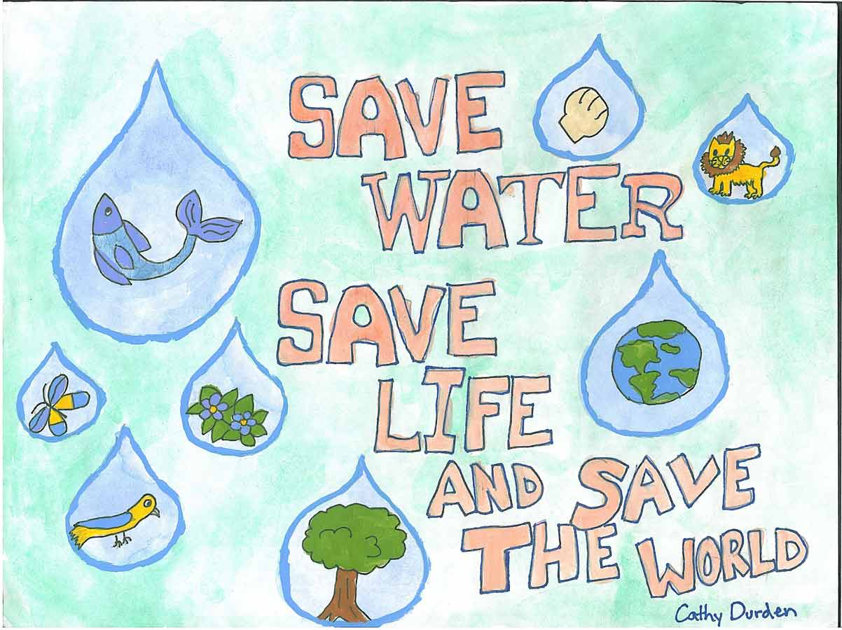 3 Cara Menghemat Energi Mas Casanovas English Blog: Why Should I Save Water?