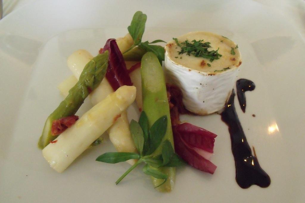 Restaurant Camembert Paris