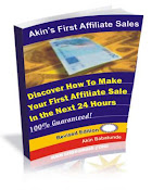 Discover how to make your first affiliate sales in the next 24 hours