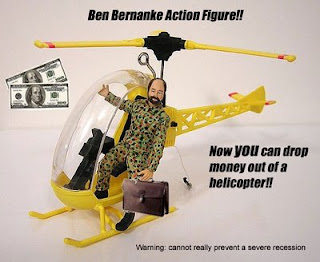Ben Bernanke action figure