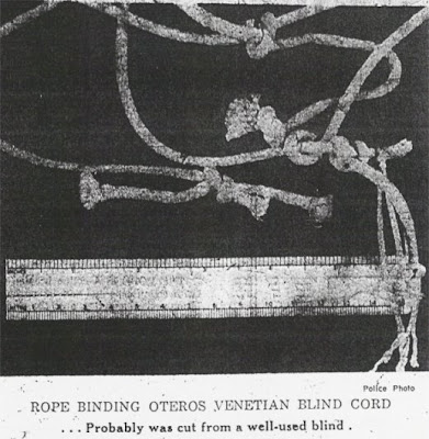 photo of knots used by BTK serial killer