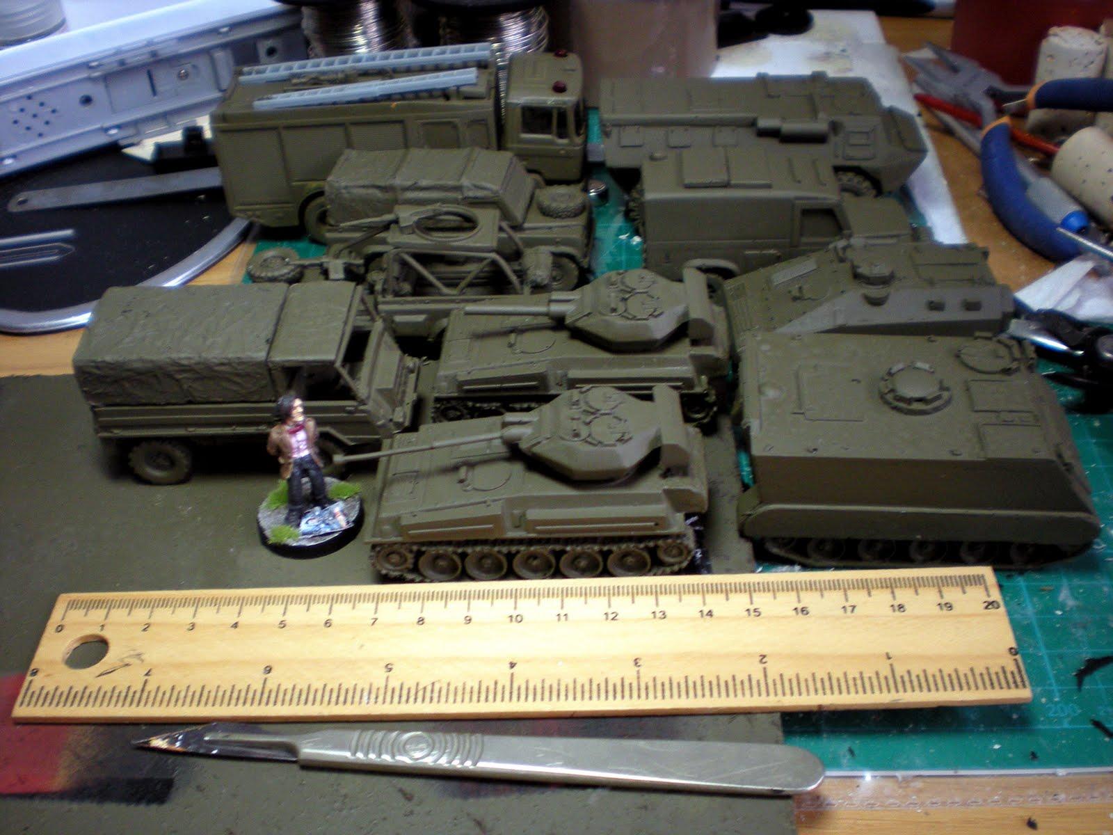Grekworld: NATO Vehicles