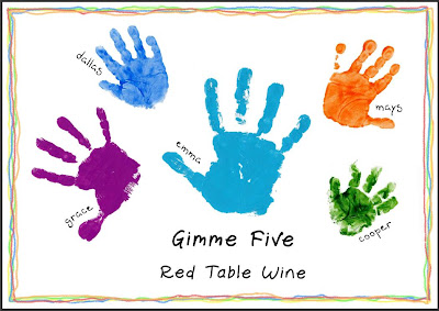 Piña Napa Valley: Gimme Five - John C. & Rickie L. Piña Family