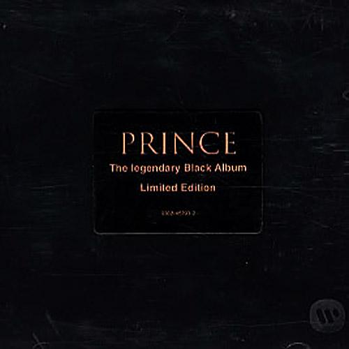fantasticpsychtunes: Prince - The Black Album (1987 ...