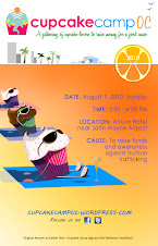 Happy To Sponsor Cupcake Camp OC
