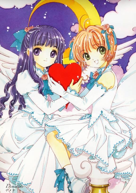Frikiland la tierra del manga y el anime sakura - Cardcaptor sakura wallpaper ...