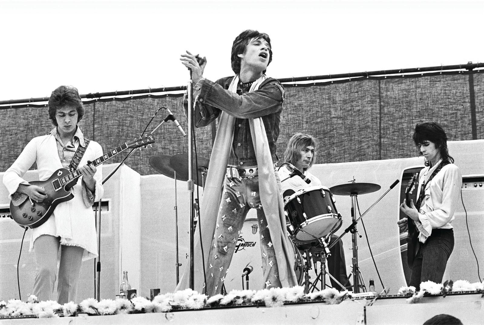 Rolling Stones 1973