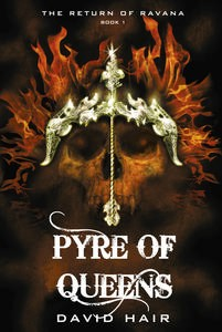 33c77963f85 Two forthcoming New Zealand titles for teens. The Return of Ravana Book 1 -  Pyre of Queens David Hair Penguin -  25. Publication February 28.