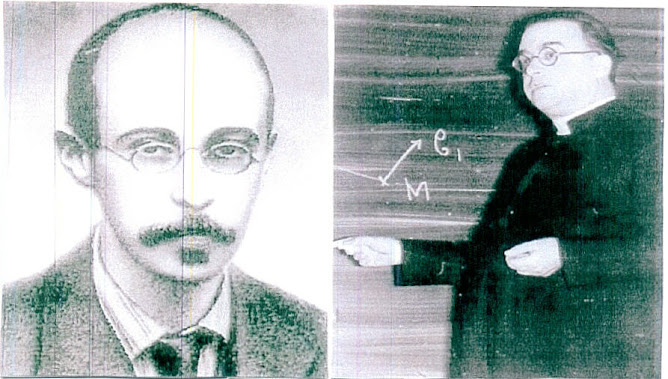 ALEKSANDER FREDMANN and GEORGE EDOVARD LEMAITRE