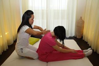 Ungarn Massage