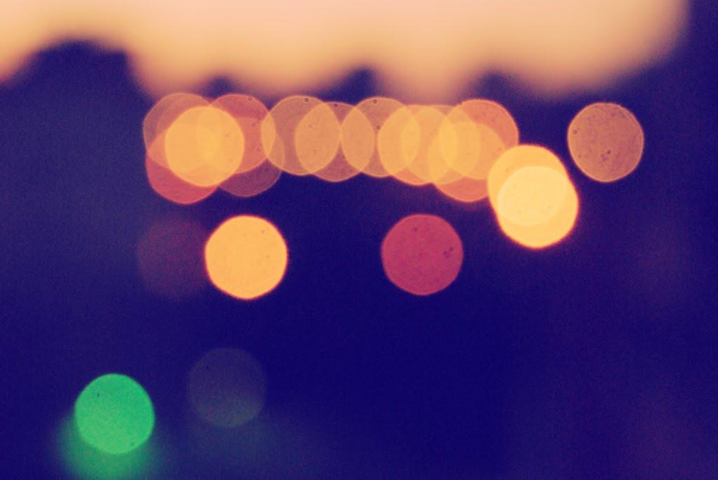Josemanuelerre: Luces Borrosas/Blurred Lights