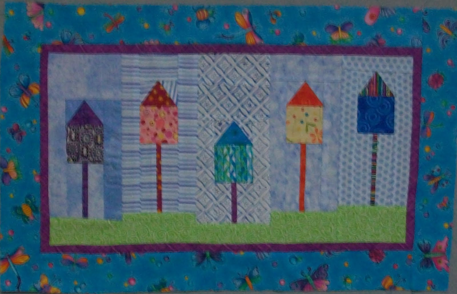 Cheryl Lynch Quilts Free Paper Piecing Pattern