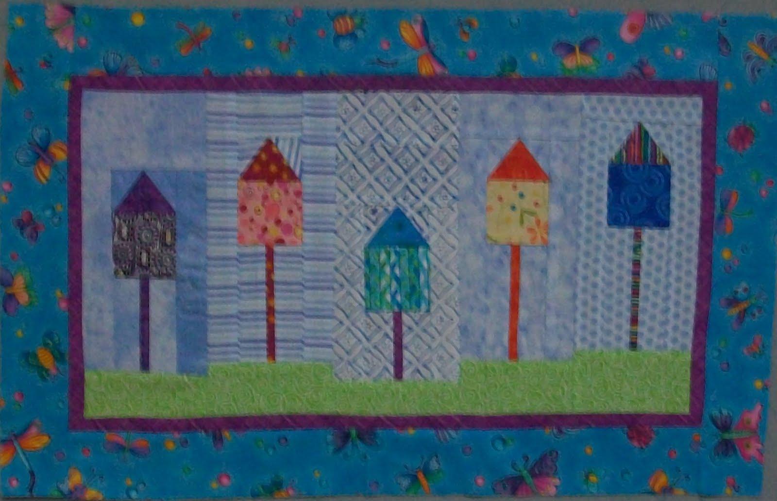 Cheryl Lynch Quilts Free Paper Piecing Pattern