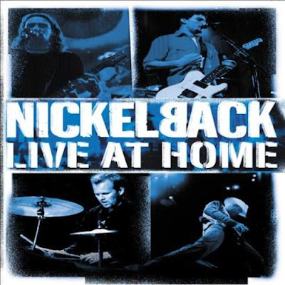 Heavy Rock Alive Nickelback Live At Home