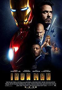 Películas de Superhéroes: Una nueva era inicia en 2008
