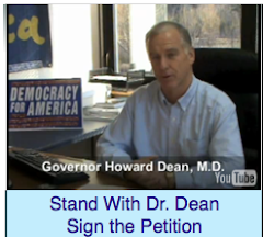 Stand With Dr. Dean