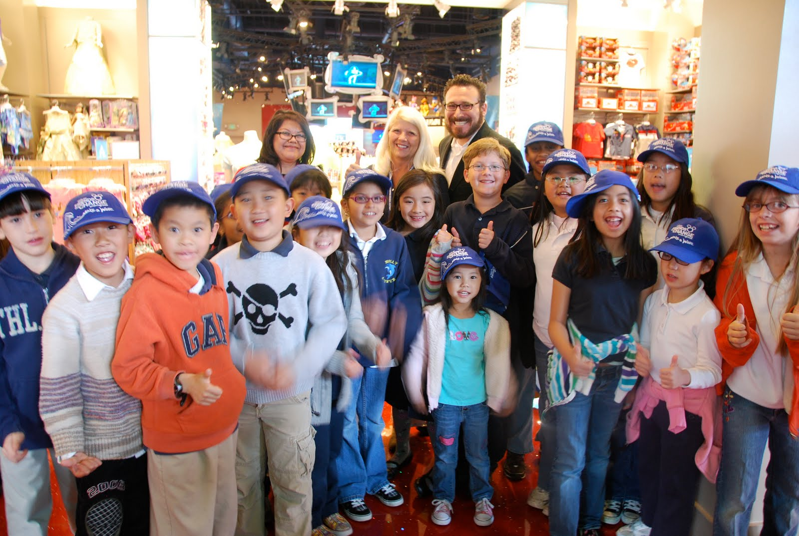 L A Story Earth Day Extra At The Disney Store