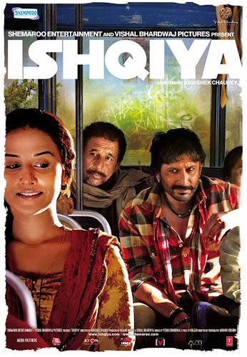 Ishqiya (2010) Movie Poster