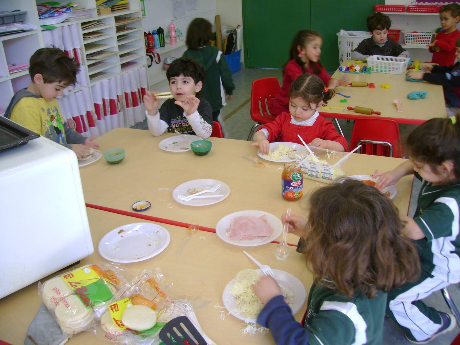 Nursery Class Classroom Activity
