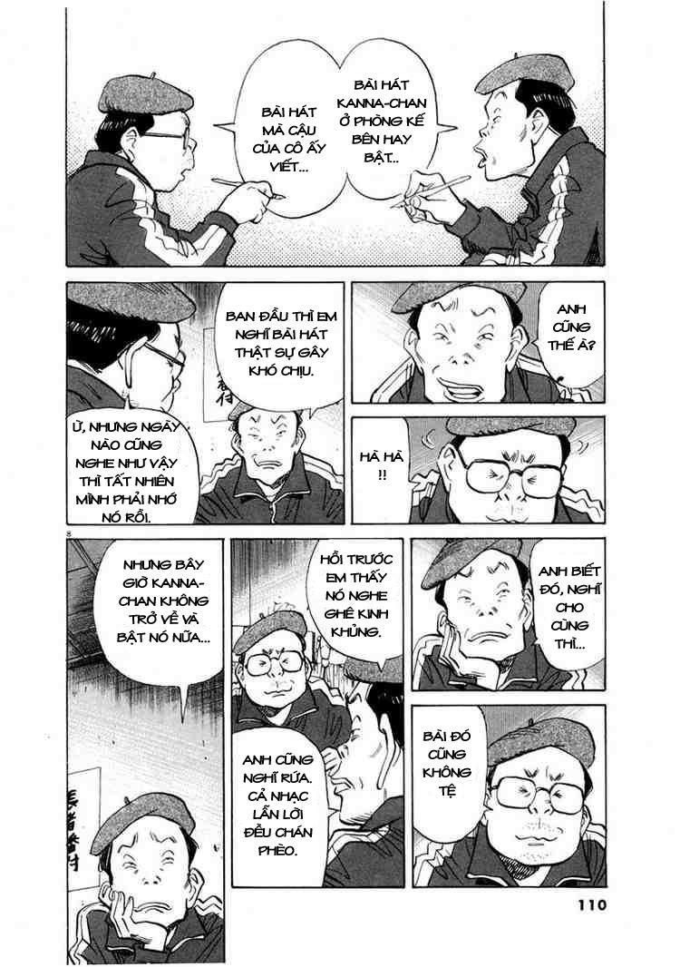 20th Century Boys chapter 60 trang 17