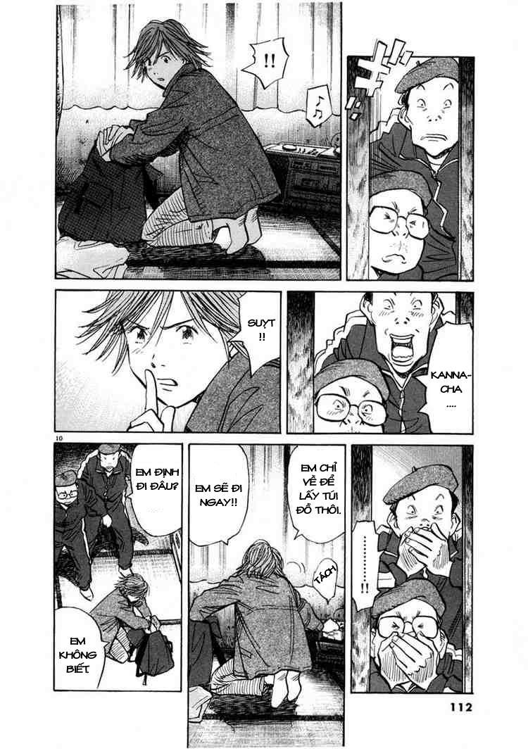 20th Century Boys chapter 60 trang 21