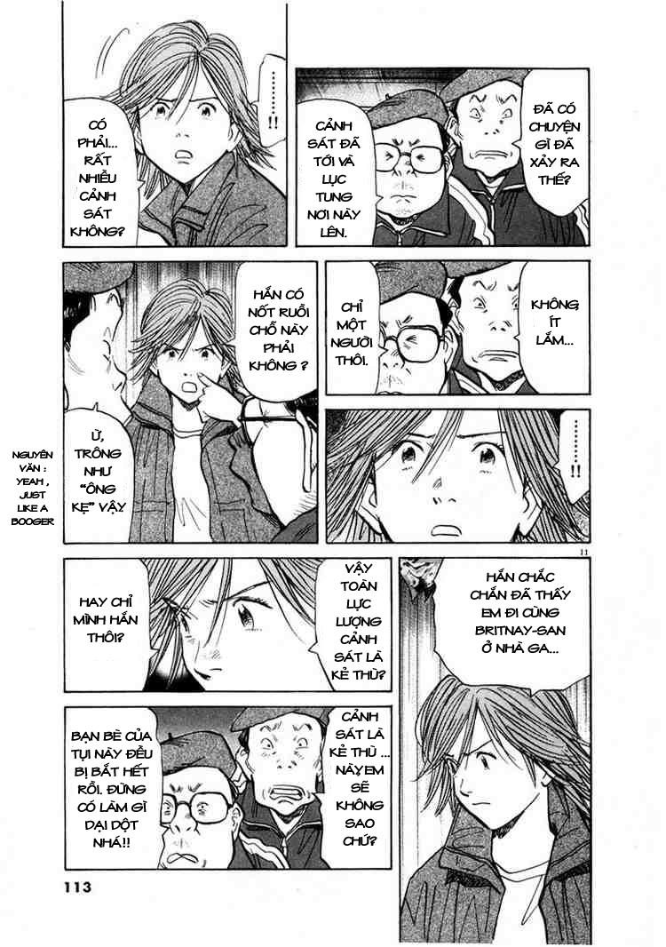 20th Century Boys chapter 60 trang 23
