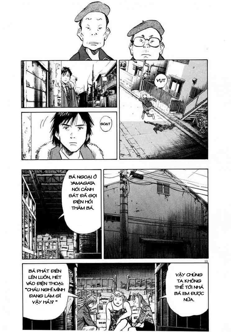 20th Century Boys chapter 60 trang 27